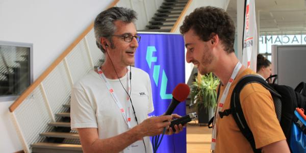 Journalistes, communicants, étudiants : Rejoignez l'équipe du Festival !