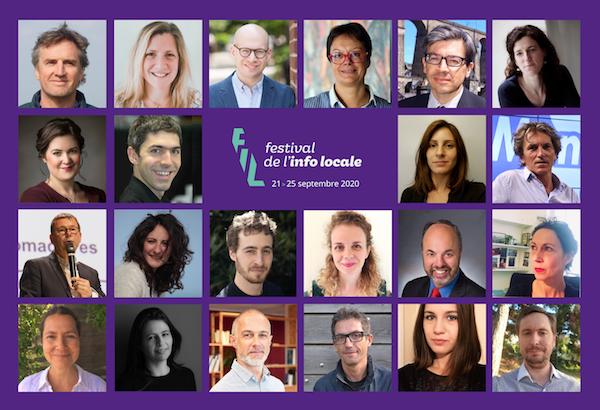 Festival de l'info locale 2020 : une édition 100% en ligne pendant 5 jours