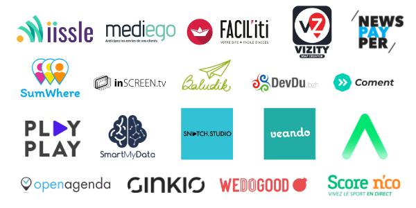 19 startups viendront pitcher leur projet lors du FIL 2019